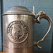 Wilton Armetale New York Athletic Club Stein Like New