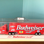 SOLD Winston Nascar Budweiser Ken Schrader Collectible Truck 1995 Limited Edition