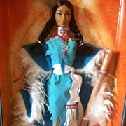 SALE 2002 Collectible Barbie Spirit of Water Doll Limited Edition Toys R Us