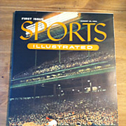 1954 Original First Issue Sports Illustrated Magazine Topps Baseball Insert