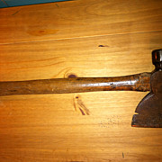 Vaughan 28 oz Vintage Hatchet Tool