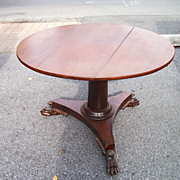 18th Century Philadelphia Regency Table