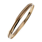 Vintage Tiffany & Co 18ct Gold Bangle