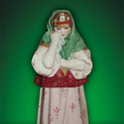 SOLD Russian Old Porcelain Figurine