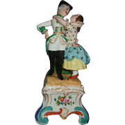 SALE Russian Imperial Porcelain Figurine