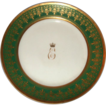 Russian Antique Porcelain Plate