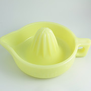Sunkist Reamer Juicer Rare Lemon Yellow Color