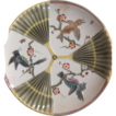 19th Century Majolica Plate by Wedgwood