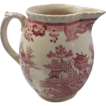Mason's Red Willow Milk Pitcher