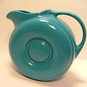 SALE Hall USA 1335 Blue China Pitcher