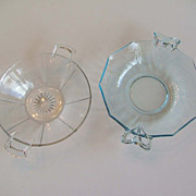 Set of Two Hors D'Oeuvres  - Olive Dishes