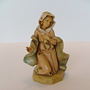Fontanini 1991 Dep Italy #2 Nativity Mary Figurine
