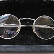 Antique/Vintage Silver Eye Glasses