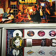 Parker Brothers Limited Edition Clue Watch