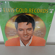 Elvis Presley Gold Records LSP-3921 Volume 4 Sealed!