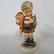 Hummel Little Scholar Figurine  W Germany