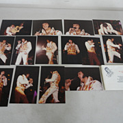Elvis Presley Dayton Ohio 10/26/76 Concert 14 Photos