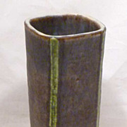 Jorgen Andersen Denmark Vase Mid century Studio Pottery