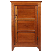 American Pennsylvania Antique Jelly Cupboard, probably Lehigh Valley or Lancaster County, c. .