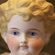 Antique German Parian Doll