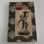 An Official Guide To Nara 1925 Soft Cover Book