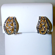 Castlecliff Earrings Stunning Hollywood Starlet Beauties