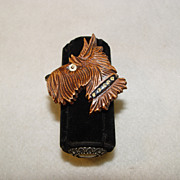 Deco Dog Pin With Personality A Snappy Scottie Pooch