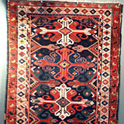 Seichour Kuba Rug