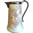 Thomas Webb & Sons Ivory Cameo Tankard