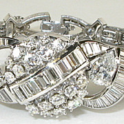 SALE PENDING PLATINUM Art Deco 13.1ctw Diamond Omega Antique Ladies Peek a Boo Watch
