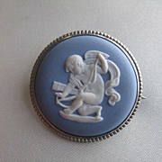 Lovely Wedgwood Pin