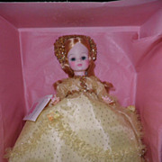 SALE Doll Vintage Madame Alexander Sleeping Beauty with Box