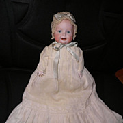 SOLD Doll - MINT Bonnie Babe  - Petite 11&quot; - Georgene Averill - Gorgeous Clothes