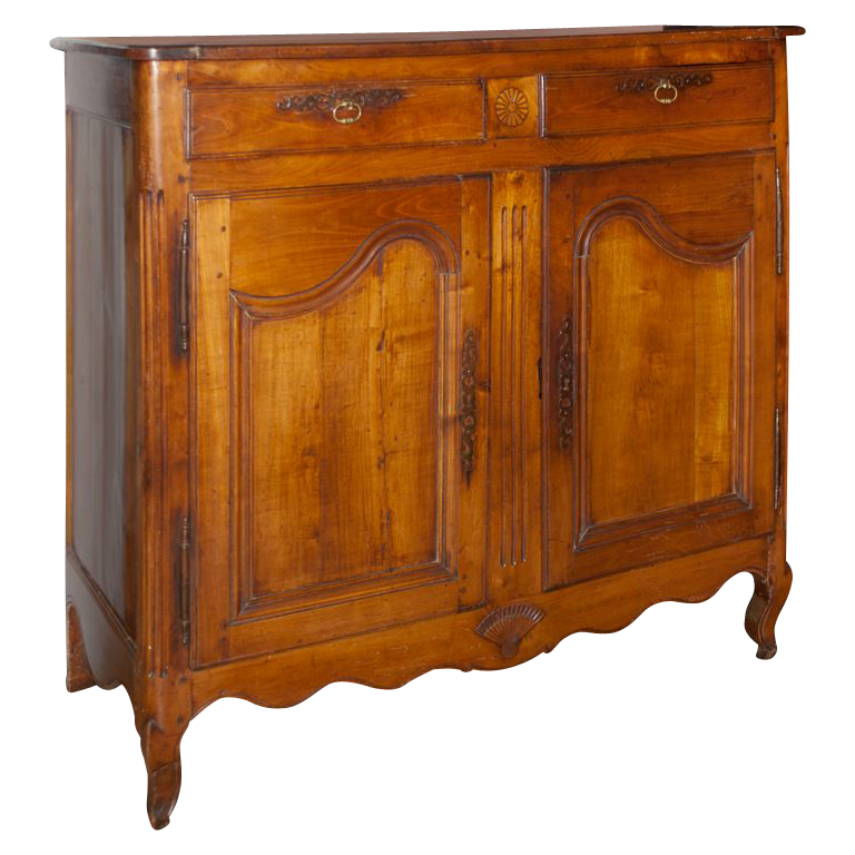 Antique French Cherry Buffet