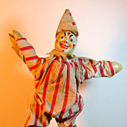 Schoenhut Clown -- Style 1 Earless Clown