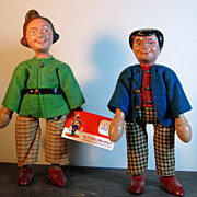Max and Moritz from Spielzeugmuseum in Switzerland