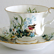 SOLD Ivy Glade Royal Albert Cup and Saucer