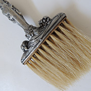 Art Nouveau Ladies Clothes Brush