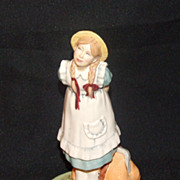 SOLD Royal Doulton Figurine Pollyanna HN 2965 1981