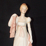 Royal Staffordshire Limited Edition EMMA 10/500/83 Figurine