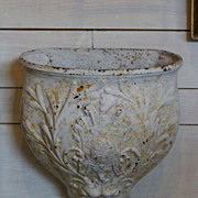 SOLD 19th Century  French Figural Lavabo