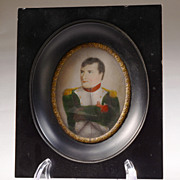 A Napoleonic Portrait early 20th Century