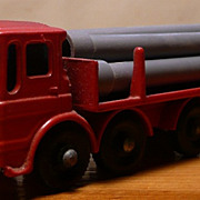 Matchbox #10d - Leyland Pipe Truck - ca. 1966-70