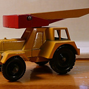 Matchbox #11c - Jumbo Crane - ca. 1965-69