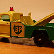 Matchbox #13d - Dodge Wrecker - NB - ca. 1965-69
