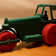 Matchbox #1c - Diesel Road Roller - ca. 1960's