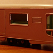 Matchbox #23d - Trailer Caravan - ca. 1965-70