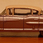 Matchbox #27c - Cadillac Sixty Special - ca. 1960-65
