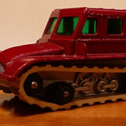 Matchbox #35b - Snow Trac - 1965-70