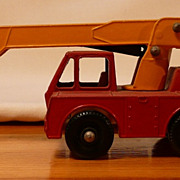Matchbox #42c - Iron Fairy Crane - ca. 1969